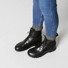 birkenstock boots womens canada gilford high leather black shop at birkenstock