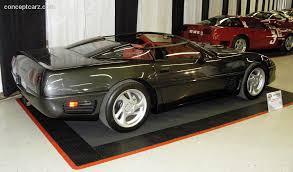 1991 corvette colors corvette callaway speedster 10 1991 had a