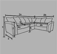 Corner Unit Settees Measuring Your Sofa Buyer Guide Dfs Dfs