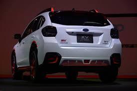 Subaru Subaru Xv Hybrid Sti Concept
