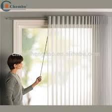 Vertical Blind Suppliers Curtains Ideas Curtain Rod Over Vertical Blinds Inspiring