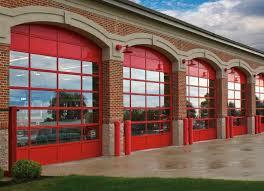 Janus Overhead Doors Commercial Doors Clopay Cornell Janus Steel Rolling Glass