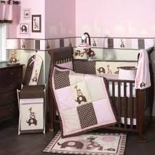 Brown And Pink Crib Bedding 16 Best Somebody You Baby Images On Pinterest Nursery