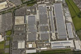 bentley factory bentley gains approval for 3mw solar carport solar power portal