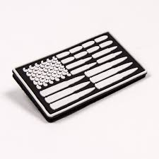 Black American Flag Patch Meaning Patch U2013 Grunt Style