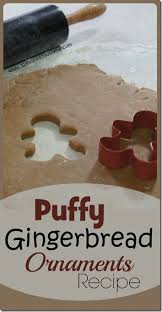 gingerbread ornament recipe this is a simple to make