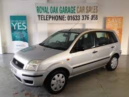 2004 ford fusion used ford fusion 2004 for sale motors co uk