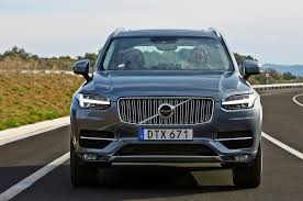 2016 volvo xc90 first drive motor trend