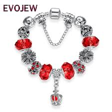 murano glass beads bracelet images 4 style european fashion 925 classic silver charm bracelet with jpg