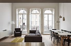 Contemporary Victorian Homes Modern Redesign Of A Victorian Era Apartment In London