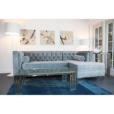 Blue Velvet Sectional Sofa by 38 Best Sofa World Images On Pinterest Home Blue Sofas And