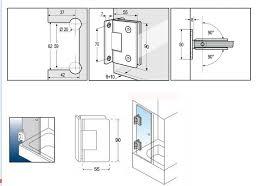 glass shower hinges fashion bathroom glass shower door hinges