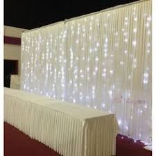 tulle backdrop diy lighted backdrop weddingbee