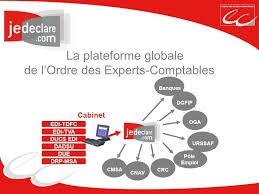 chambre des experts comptables la plateforme globale de l ordre des experts comptables ppt