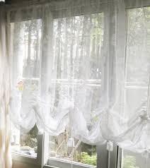 Austrian Balloon Curtains Buy Make It With Style Window Shades Creating Roman Balloon