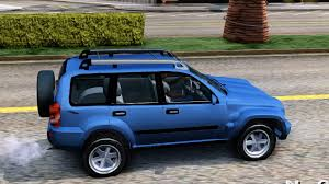 jeep liberty 2007 gta san andreas youtube