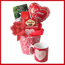 Valentines Day Gifts by Love You Valentine U0027s Day Gift Basket With Book