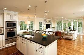 dining kitchen design ideas open living room ideas top open living room kitchen designs open