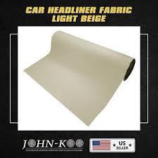 Headliner Upholstery 60
