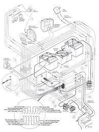 wiring diagram club car precedent wiring diagram 36 volt ezgo