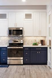 Mismatched Kitchen Cabinets Mismatched Cabinets Kitchen Modern With Stone Floor Single Basin