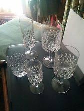 bicchieri boemia bicchieri cristallo boemia set in vendita ebay
