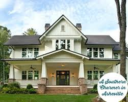 Southern House Building A New Family Home With Classic Southern Style Asheville