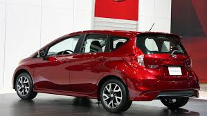red nissan versa nissan versa note named one of u201c10 best cars for recent college