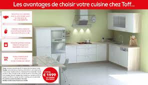 cuisine toff meubles toff promotion la cuisine produit maison meubles toff