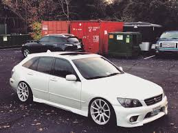 lexus is300 wagon slammed images tagged with sportcross on instagram