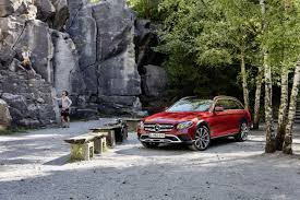 mercedes cross country mercedes e class all terrain revealed rivals volvo v90 cross