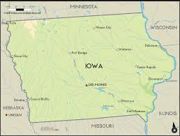 Iowa State Campus Map Map Of Iowa Card Daily Corn And Soybean Basis Maps For Iowa And