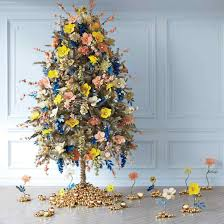 martha stewart tree kmart silver and white decorations