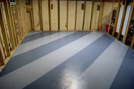 trends decoration basement flooring options over cold concrete