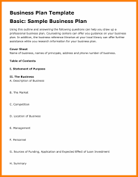 Letter Template For Business by Business U Doc Simple Strategic Plan Template Action Plan