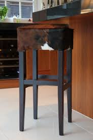 bar stools cowhide dining chairs cowhide chairs stunning cowhide
