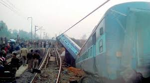 two bogies of express train derail in bihar the indian express