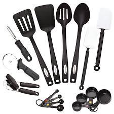 amazon com farberware classic 17 piece tool and gadget set