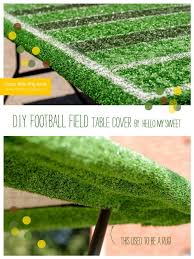 Football Field Rug For Kids Best 25 Football Field Ideas On Pinterest Football Party
