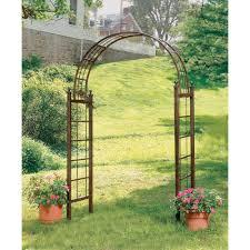 wedding arches at walmart garden arches walmart home outdoor decoration