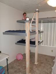 Bunk Beds  Triple Full Bunk Beds Different Bunk Bed Styles Kids - Tri bunk beds for kids