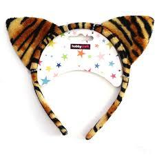 tiger headband tiger ears headband hobbycraft