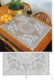 Filet Crochet Patterns For Home Decor 1292 Best Danteller Images On Pinterest Filet Crochet Crochet