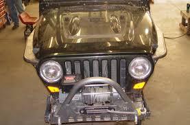 jeep wrangler top view jeep tj tube fenders phantom flare high clearance 97 06 wrangler