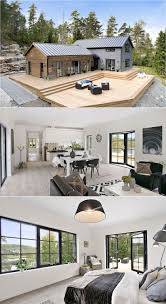 Modern Houseplans by Best 25 Modern Barn House Ideas On Pinterest Modern Barn