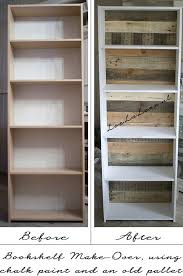 Building Wood Bookshelf by 25 Best Bookshelf Makeover Diy Ideas On Pinterest Sports Room