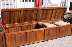 teak outdoor storage cabinet patio storage chest ideas outdoor storage cabinet the home redesign