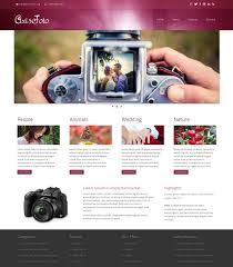 70 best photography website templates free u0026 premium freshdesignweb