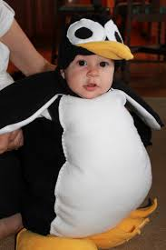 Penguin Halloween Costumes Peach Stitches 2012 Halloween Costume Penguin Hat U0026 Feet