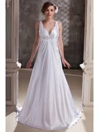 empire wedding dress a line empire style wedding dresses cheap arrival empire